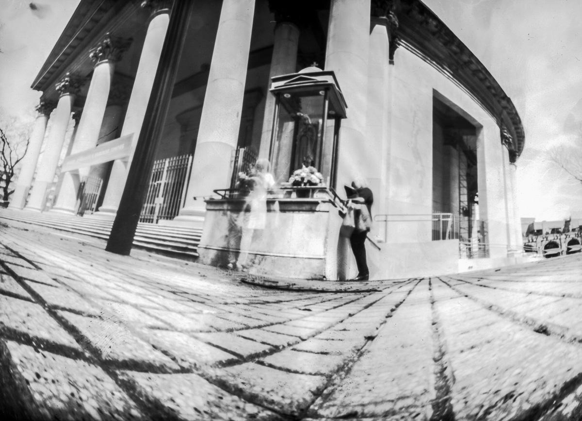 Taller de fotografía estenopeica