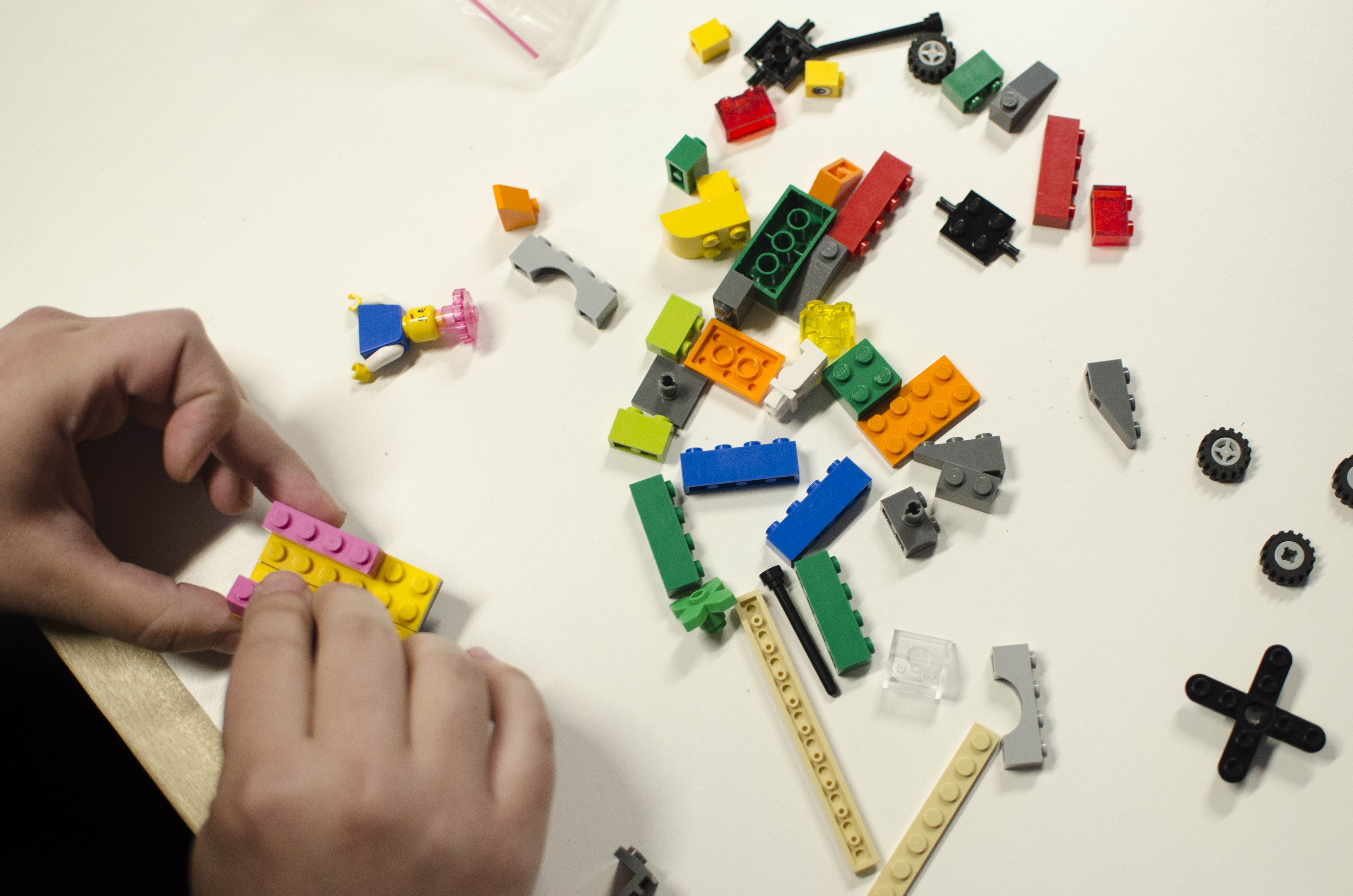 Creatividad con Lego® Serious Play®