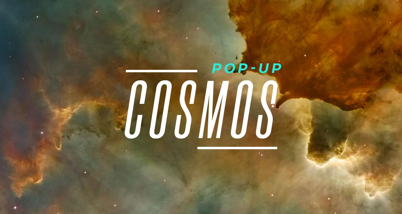 Pop-up Cosmos en Haus